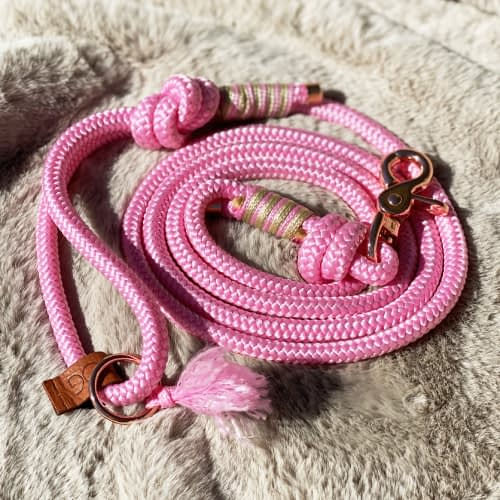 Hundkoppel, dog rope leash