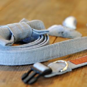 Hundhalsband Lovely Linen