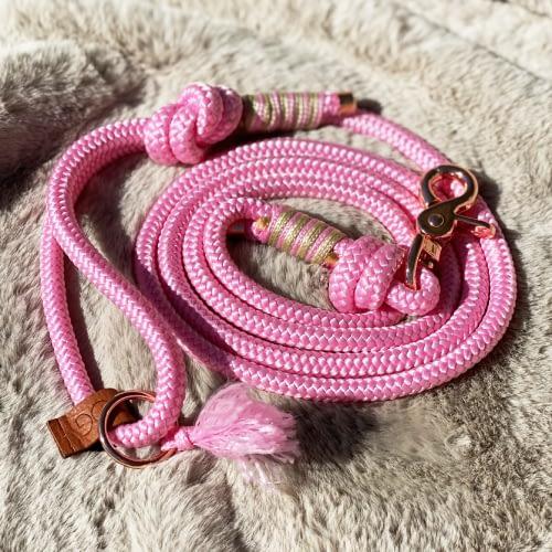 Hundkoppel, dog rope leash