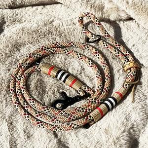 dog rope leash, hundkoppel